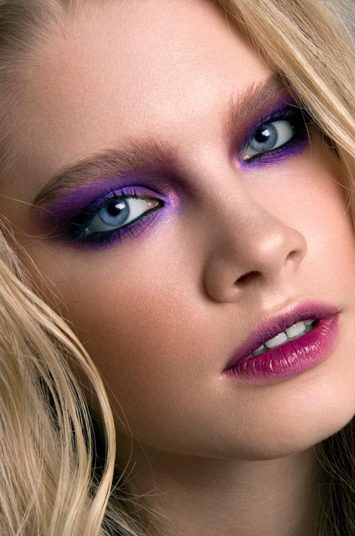Макияж Дарья Богатова, модель Casta Models, фото Tima Blur