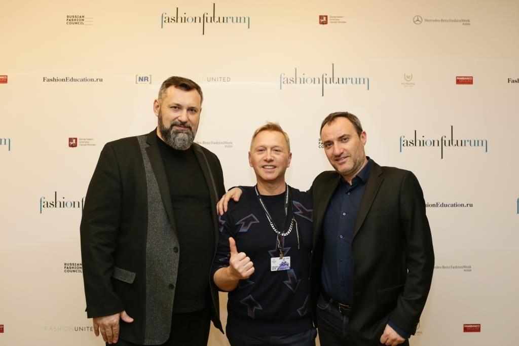 Alexander Shumsky, Mauro Galligari, Filippo Ceroni (Italy Calls Russia)