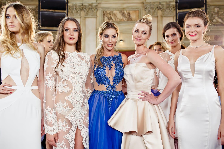 Показ Victoria Paramonova и дизайнер бренда