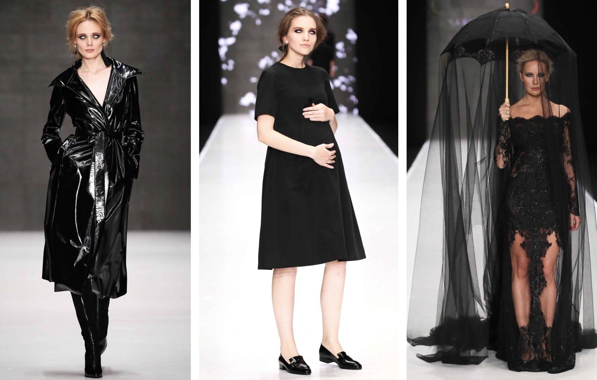 72ac6fe155c Образ современной ведьмы от YAKUBoWITCH — DESIGNERS FROM RUSSIA